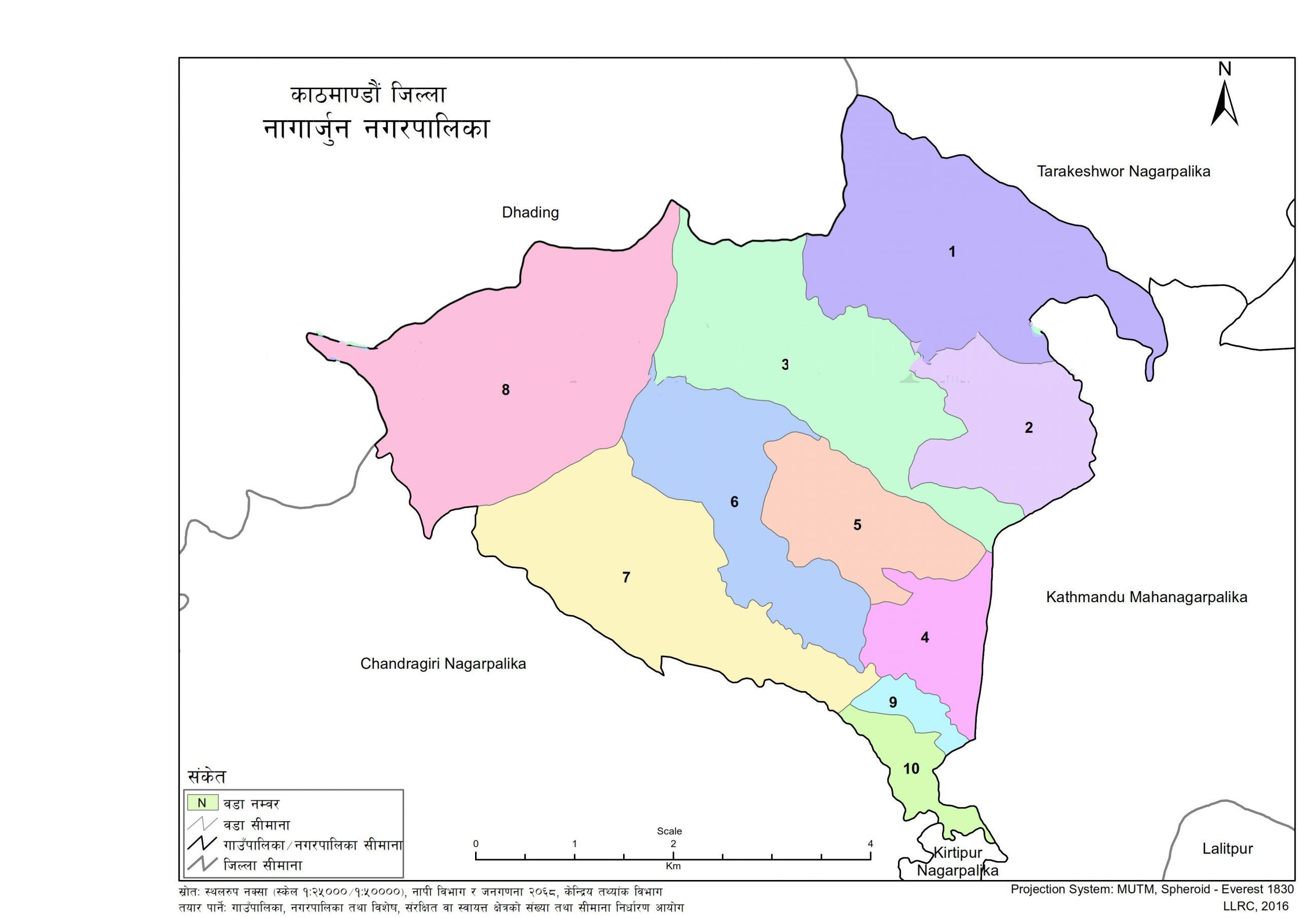 Nagarjun Municipality Profile | Facts & Statistics – Nepal Archives